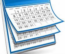 tc - calendar flipping